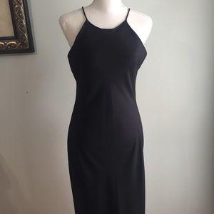 D.B.Y. Maxi Dress - Junior Size 9 - Black